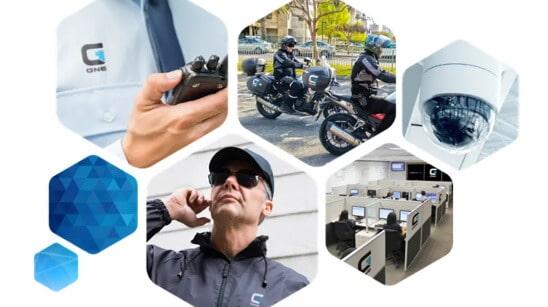 שילוב מרשים של ביטחון, בטיחות וטכנולוגיה