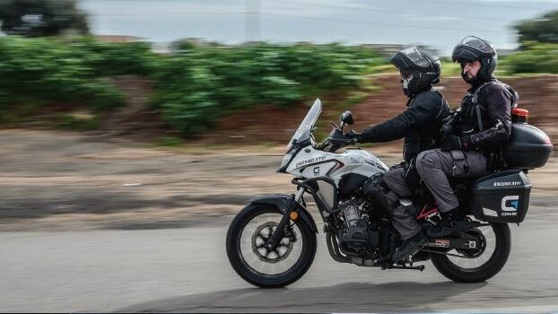 G1 יחידת אופנועים מובחרת