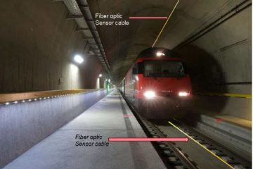 How to detect fires on moving trains in tunnels